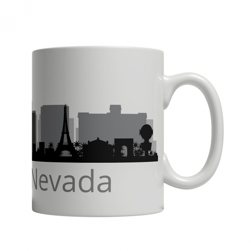 Las Vegas Cityscape Mug