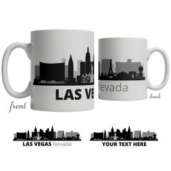 Las Vegas Skyline Coffee Mug