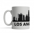 Los Angeles Personalized Coffee Cup