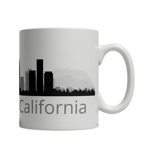 Los Angeles Cityscape Mug
