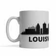 Louisville Personalized Coffee Cup