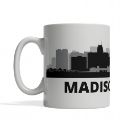 Madison Personalized Coffee Cup