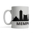 Memphis Personalized Coffee Cup