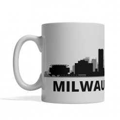 Milwaukee Personalized Coffee Cup