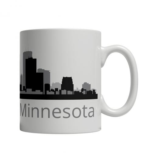 Minneapolis Cityscape Mug