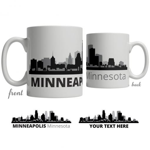 Minneapolis Skyline Coffee Mug