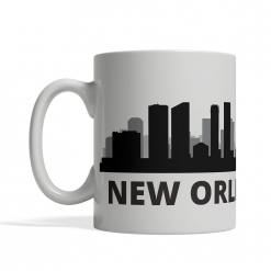 New Orleans Personalized Coffee Cup