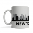 New York Personalized Coffee Cup