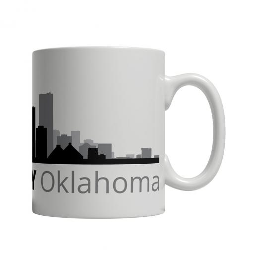 Oklahoma City Cityscape Mug
