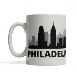 Philadelphia Personalized Coffee Cup