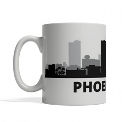 Phoenix Personalized Coffee Cup