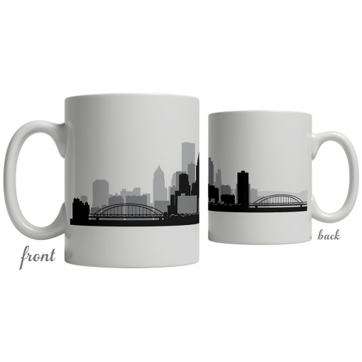 Pittsburgh Skyline Cup