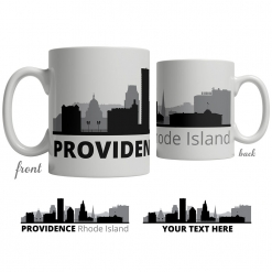 Providence Skyline Coffee Mug