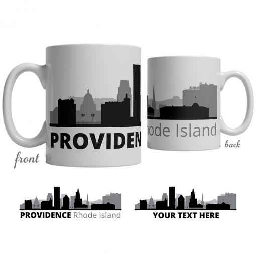 Providence Skyline Coffee Mug