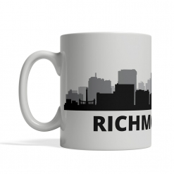 Richmond Personalized Coffee Cup