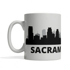 Sacramento Personalized Coffee Cup