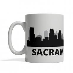 Sacramento Personalized Coffee Cup
