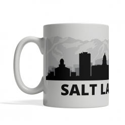 Salt Lake City Personalized Coffee Cup