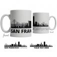 San Francisco Skyline Coffee Mug