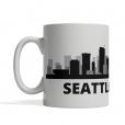 Seattle Personalized Coffee Cup