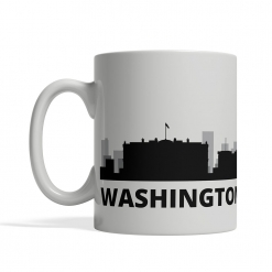 Washington Personalized Coffee Cup