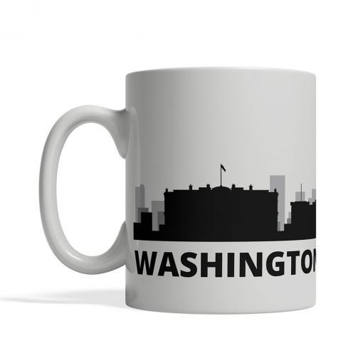 Washington Personalized Coffee Cup