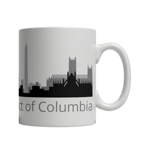 Washington Cityscape Mug