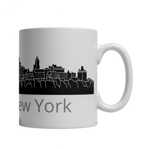 Brooklyn Cityscape Mug