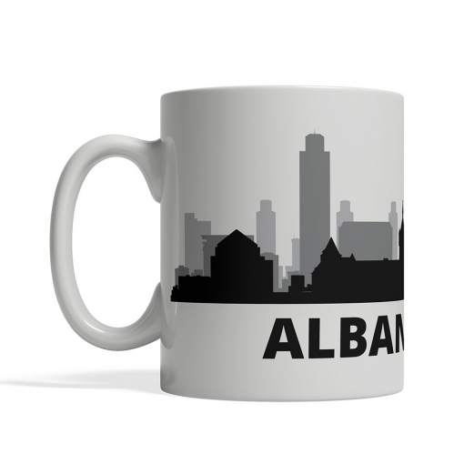 Albany Personalized Coffee Cup