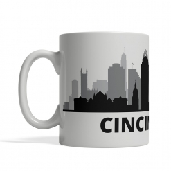 Cincinnati Personalized Coffee Cup