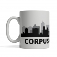 Corpus Christi Personalized Coffee Cup