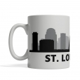 St. Louis Personalized Coffee Cup