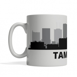 Tampa Personalized Coffee Cup