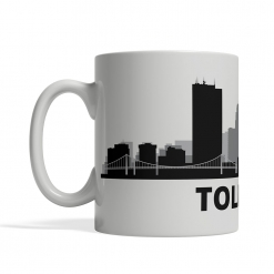 Toledo Personalized Coffee Cup