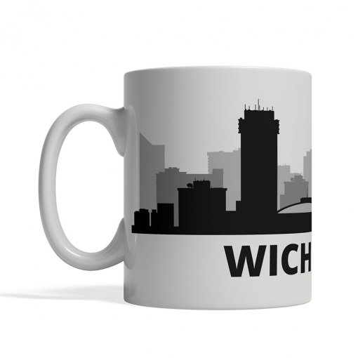 Wichita Personalized Coffee Cup