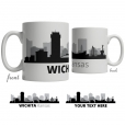 Wichita Skyline Coffee Mug