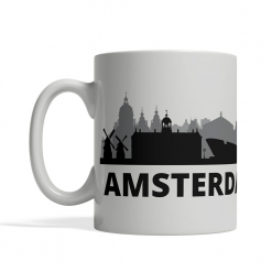 Amsterdam Personalized Coffee Cup