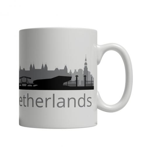 Amsterdam Cityscape Mug