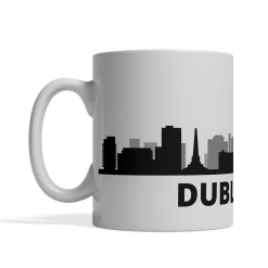 Dublin Personalized Coffee Cup