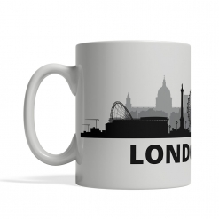 London Personalized Coffee Cup