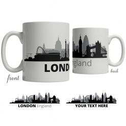 London Skyline Coffee Mug