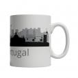 Lisbon Cityscape Mug