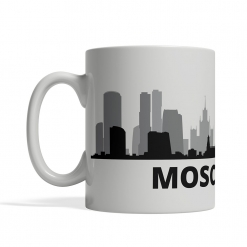 Moscow Personalized Coffee Cup