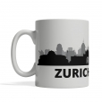 Zurich Personalized Coffee Cup