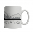 Cape Town Cityscape Mug