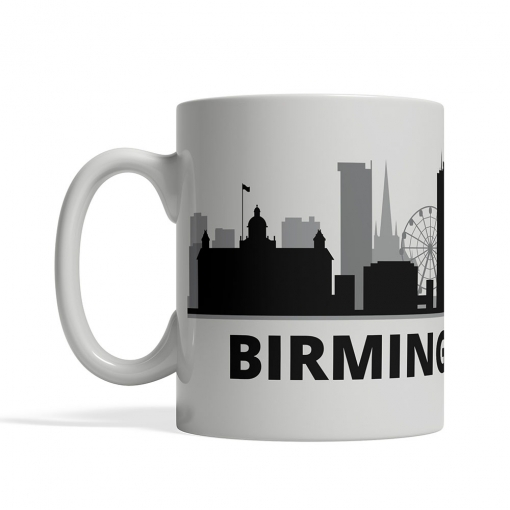 Birmingham Personalized Coffee Cup