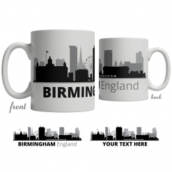 Birmingham Skyline Coffee Mug