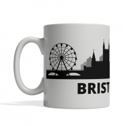 Bristol Personalized Coffee Cup