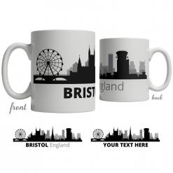 Bristol Skyline Coffee Mug