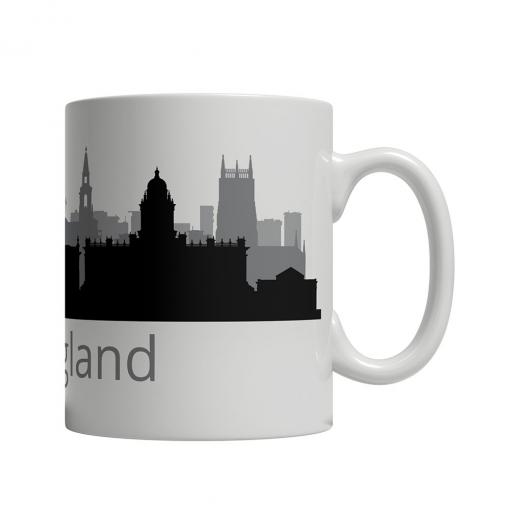 Leeds Cityscape Mug